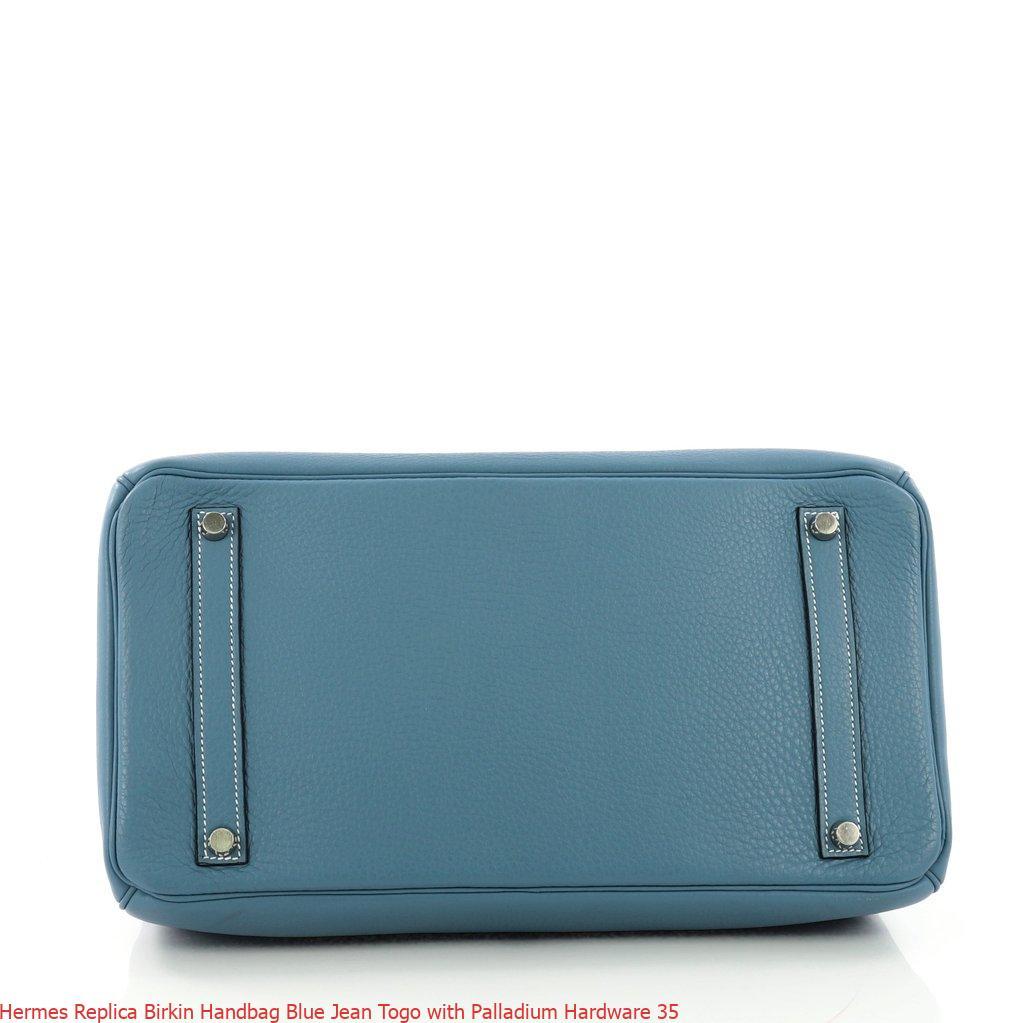 f156a86ae646 Hermes Replica Birkin Handbag Blue Jean Togo with Palladium Hardware 35 – Hermes  Birkin Replica Bags Best Quality And Price 166
